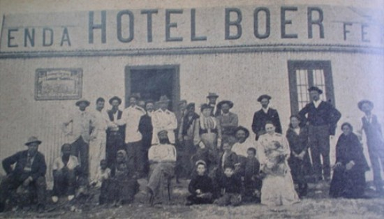 Resultado de imagem para boers en la patagonia