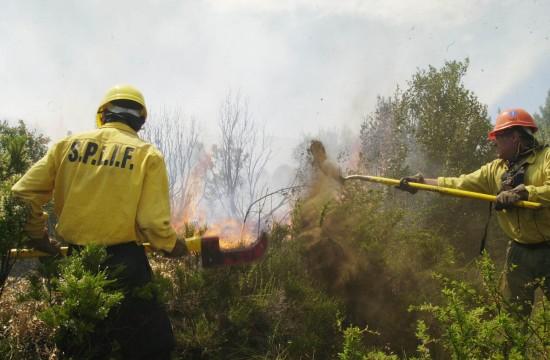 Resultado de imagen para incendio en cuesta del ternero el bolson